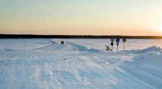 В Казани открылась ледовая переправа до Верхнего Услона