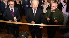 Новости Культура - Минтимер Шаймиев принял участие в открытии музея в театре им. В.И. Качалова