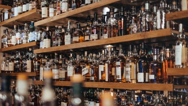 В России сократилось потребление алкоголя