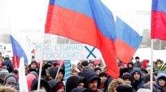 """Новости  - """"Забастовка избирателей"""" собрала в Казани около сотни человек"""