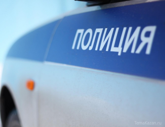 В Казани ограбили банкомат «Ак Барс» банка