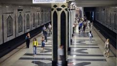 Новости Происшествия - В Казани электропоезд сломался на станции метро «Площадь Тукая»