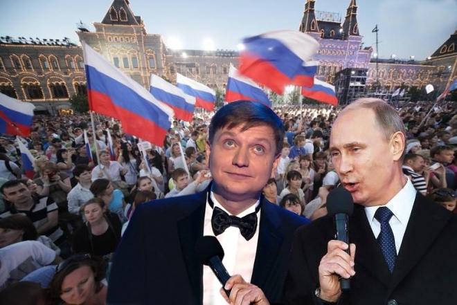 Новости  - Казанский тамада спел песню о Владимире Путине