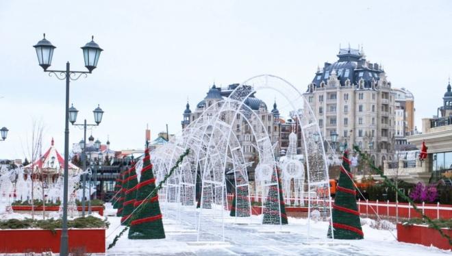 Республику в новогодние праздники посетило более 130 тысяч туристов