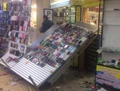 Новости  - В Казани группа неизвестных в час пик разгромила торговый центр