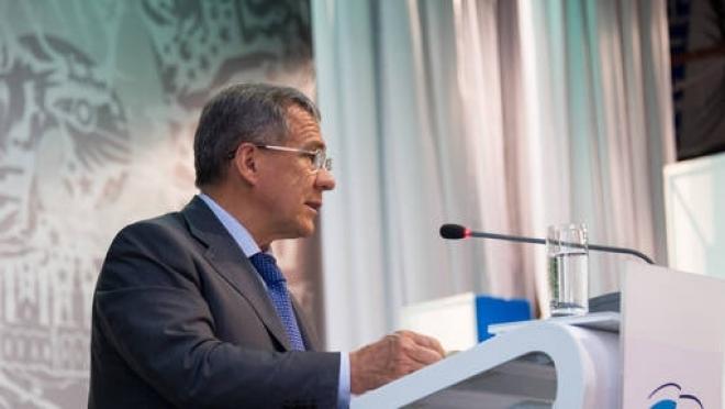 Новости  - Рустам Минниханов выступит с посланием Госсовету 24 сентября