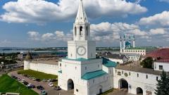 Кремль Казани вошел в топ самых посещаемых достопримечательностей России