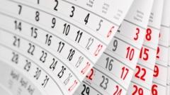 В феврале жители республики отдохнут 21, 22 и 23 февраля