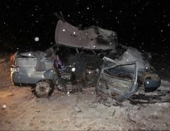 Новости  - В Татарстане водитель и пассажирка «Лады» погибли при лобовом столкновении с «Тойотой»