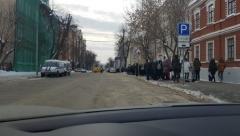 Новости  - В Казани прошли массовые эвакуации в школах