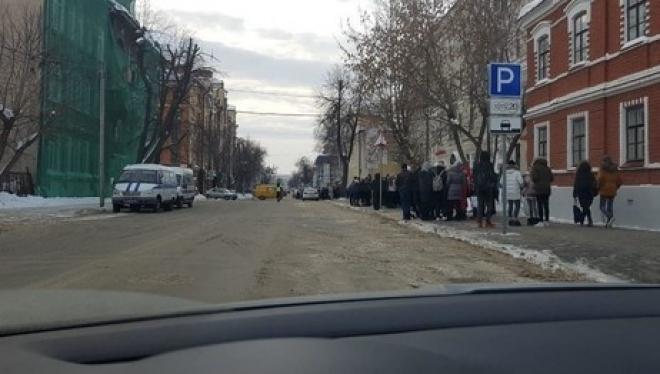 В Казани прошли массовые эвакуации в школах