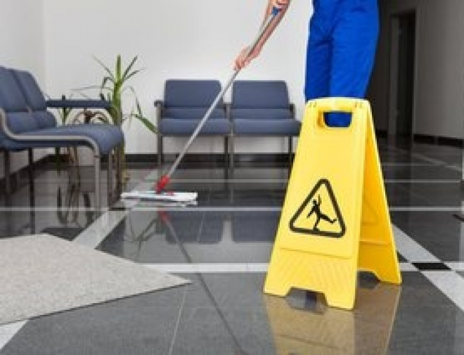 Профессиональная уборка становиться все более популярной