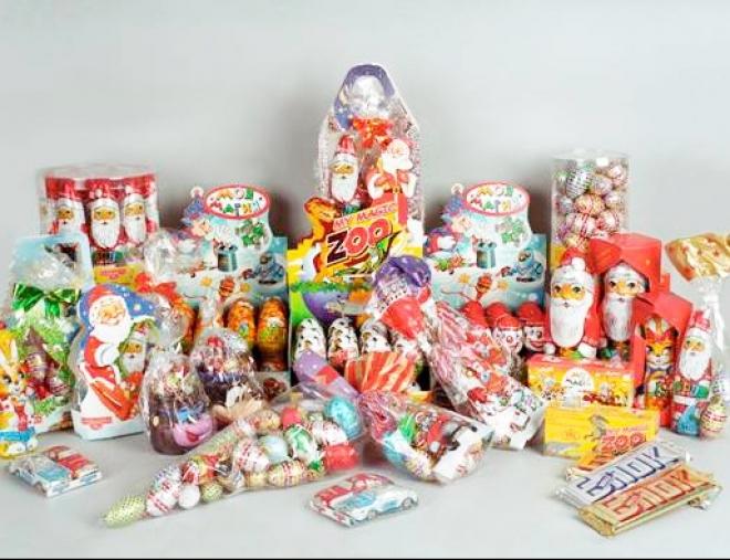 Заказать сладкие подарки в спб