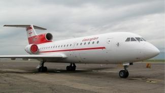 Первый прямой рейс Тбилиси – Казань отменен