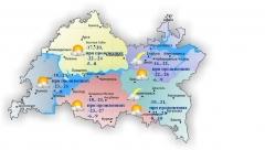 Новости Погода - Сегодня в Татарстане морозно и без осадков