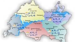 24 сентября в Казань и по Татарстану пришла зима