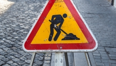 Новости Транспорт - На проспекте Победы ограничено движение транспорта до конца сентября