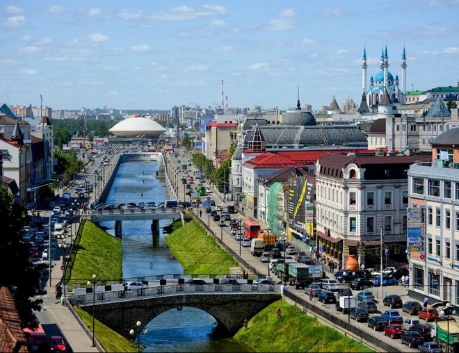 Казань проигрывает в борьбе за звание национального города России