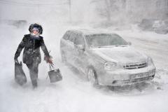 Новости  - Синоптики прогнозируют существенное ухудшение погодных условий в Казани