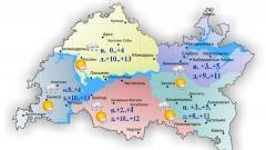 Новости Общество - Сегодня по Татарстану ожидается облачность с прояснениями