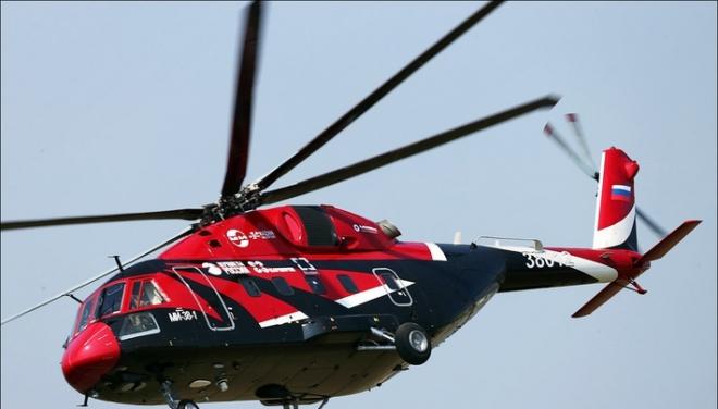 Казанский вертолетный завод начал серийное производство многоцелевых Ми-38