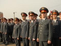 Новости  - 120 полицейских Татарстана поехали в Санкт-Петербург охранять  саммит двадцатки