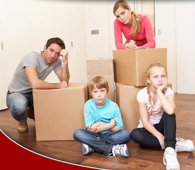 при разводе дети и жена остались без квартиры Элвин, сказал