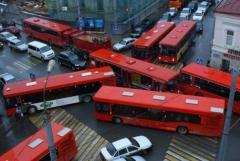 Новости  - 1 мая в Казани поменяют схему движения  транспорта