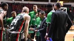 Новости  - Команда УНИКС одержала победу над турецким клубом «Дарушафака»