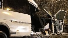 Новости  - В ДТП на трассе Чувашии погибли трое татарстанцев
