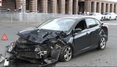 Новости  - В центре города произошло серьезное ДТП