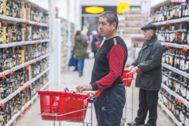 """Новости  - В минздраве поддержали предложение """"спрятать"""" алкоголь с витрин магазинов"""