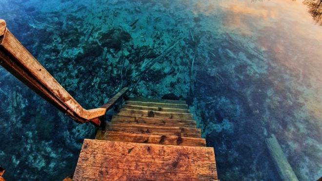 На следующей неделе казанцы очистят территории Голубых озер