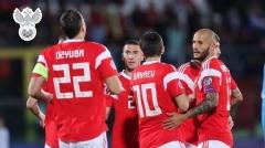 Новости  - Сборная России по футболу обыграла команду Сан-Марино