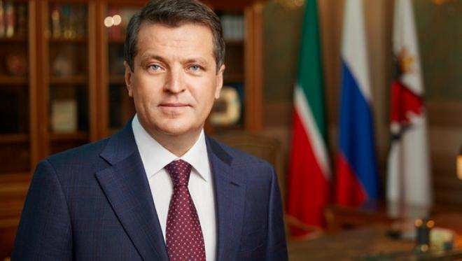 Новости  - Мэр Казани поздравил жительниц города с Международным женским днем