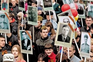 В РТ 35 тыс. школьников и студентов примут участие в международной акции «Бессмертный полк»