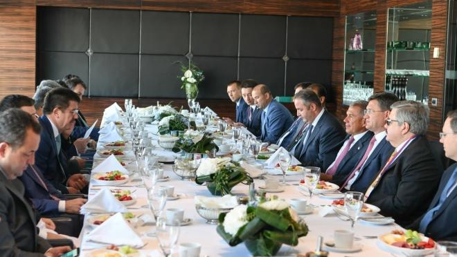 Турецкие предприятия вложили в Татарстан 2 млрд долларов