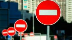 Новости  - По улице Адмирала Нахимова полностью закроют движение транспорта