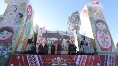 Новости  - На озере Лебяжье Масленицу посетили тысячи казанцев