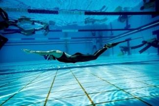В столице Татарстана слабослышащих и глухих детей обучат подводному спорту