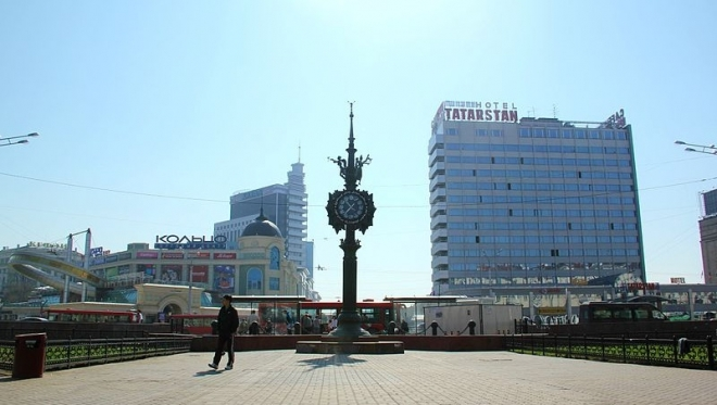 У Вахитовского холма в Казани построят комплекс Escape