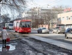 Новости  - Опасное вождение в Казани: ГИБДД разыскало водителя «БМВ», подрезавшего автобус