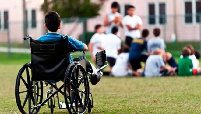 С каждым годом в стране увеличивается число детей-инвалидов