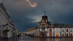 Новости Погода - МЧС республики опубликовало предупреждение о сильном дожде и грозе