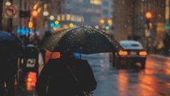 Новости  - Сегодня по Татарстану пройдут небольшие дожди днём