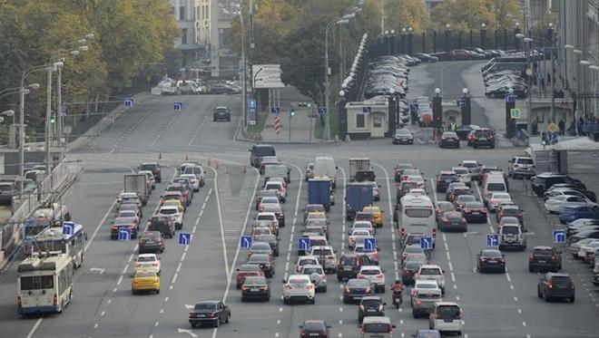 В России появятся динамические знаки ограничения скорости.