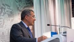 Новости  - Президент Татарстана приехал в Японию для участия в международном форуме