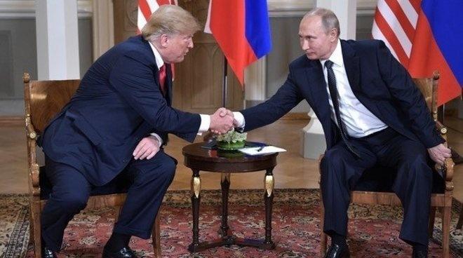 11 ноября Владимир Путин снова встретится с Трампом