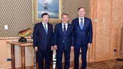 Новости Экономика - Китайская корпорация Weichai Power возможно откроет производство в Татарстане