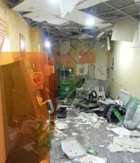 МВД: грабители, взорвавшие банкомат «Сбербанка» в Челнах, ушли с пустыми руками